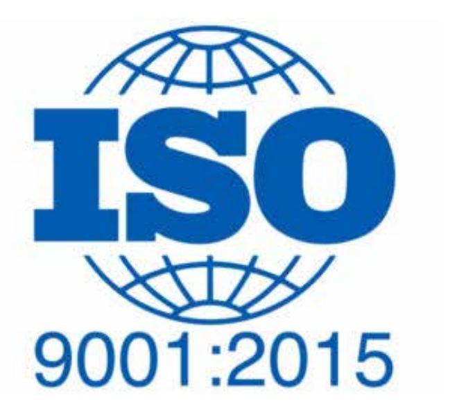 Passage à la norme ISO9001/2015